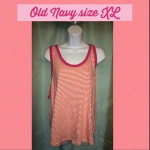 Tops - Old Navy size XL tank.